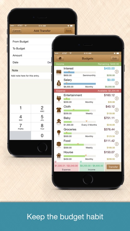 Money Monitor: Expense Tracker