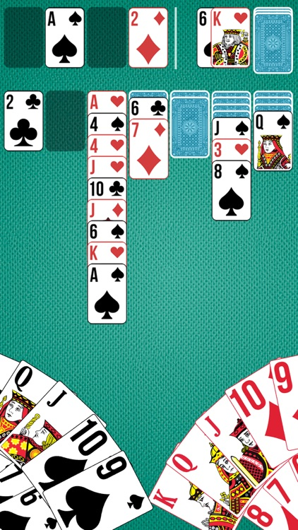 Solitaire Classic !!! screenshot-1