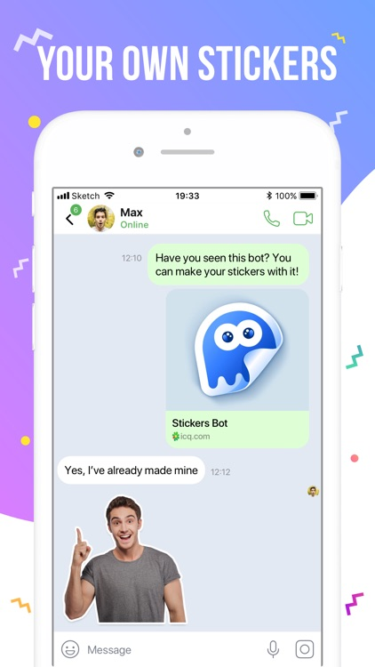 ICQ – Video Calls & Chat App screenshot-2