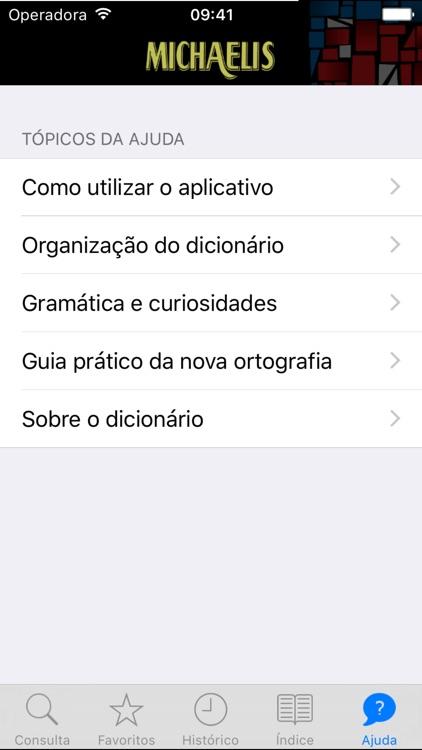 Dicionário Michaelis Inglês screenshot-4