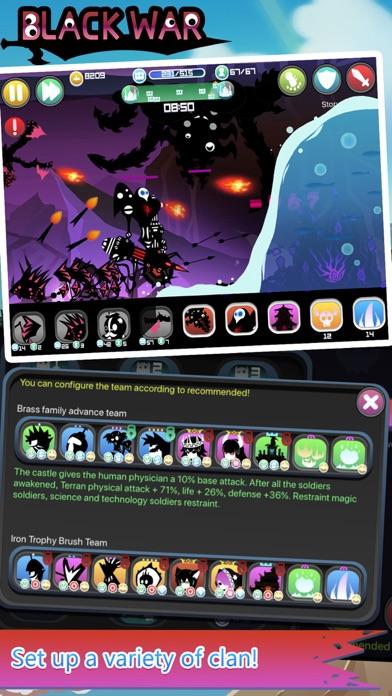 Черная война Скриншоты5