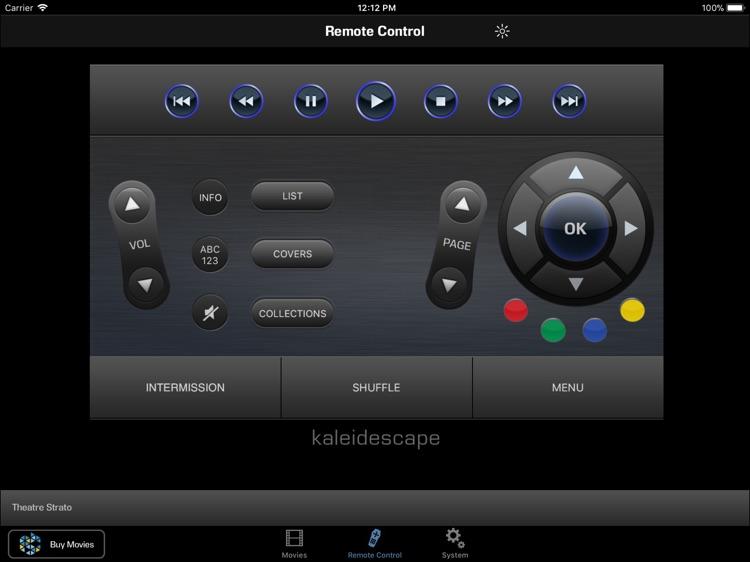 Kaleidescape Second Screen screenshot-4