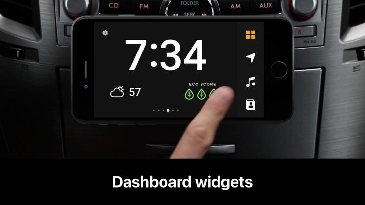 HUDWAY Cast — Safe Driving screenshot-6