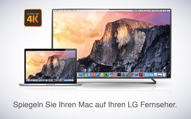 Lg Fernseher Mit Iphone Verbinden : Mirror für lg smart tv im mac app store