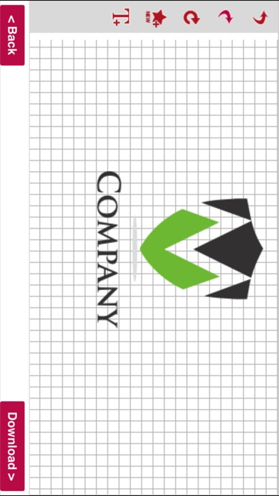 DesignMantic - Logo Maker app image