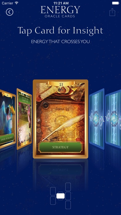 Energy Oracle Cards screenshot 4