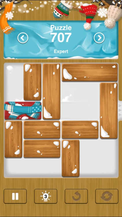 Unblock Me Premium - Classic Block Puzzle Game screenshot-4