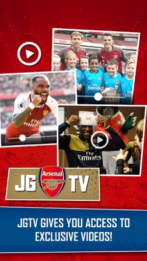 online retailer 68390 d89c7 Arsenal Junior Gunners on the App Store