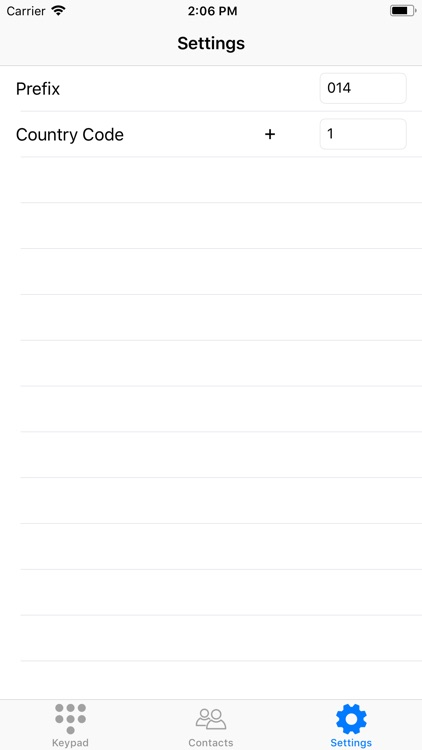 Prefix Dialer—Overseas Calls screenshot-3