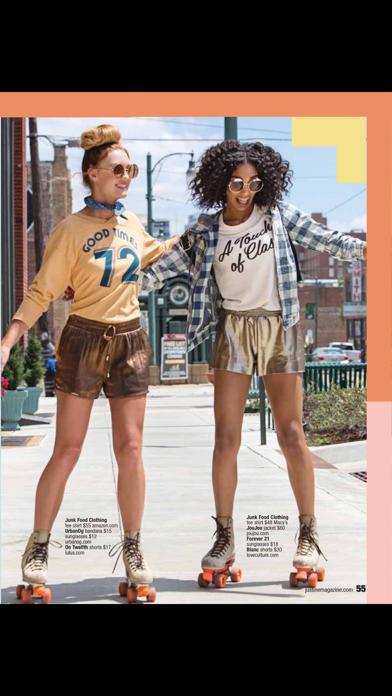 Justine (Magazine) screenshot 4