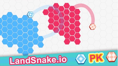 Land Snake.io screenshot1