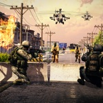 Terrorist Shooting Combat