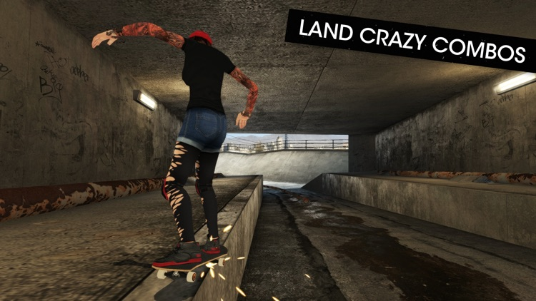 Skateboard Party 3: Pro screenshot-3