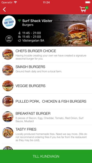 Hungrig Screenshot