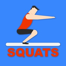My coach: squats
