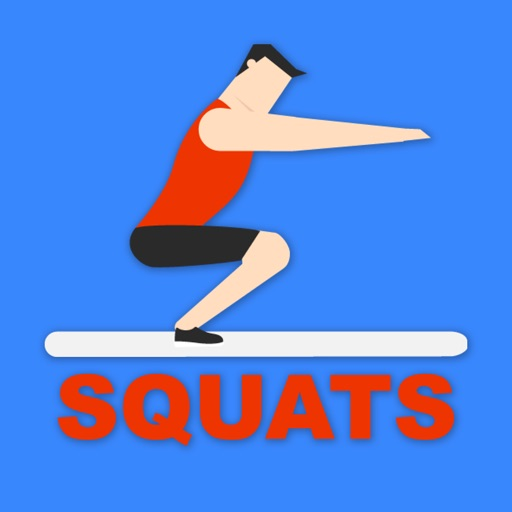My coach: squats