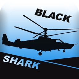 Helicopter Black Shark Gunship