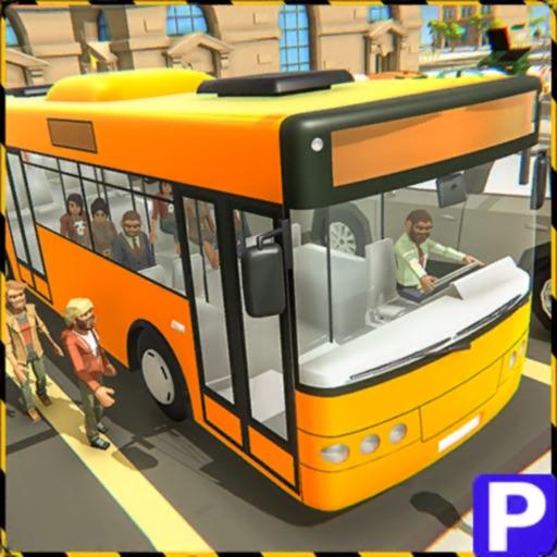 Offroad bus simulator pro 3D iOS App