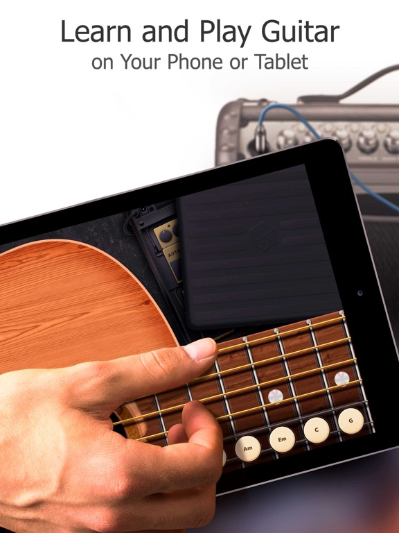 Real Guitar - Chords & Tabs screenshot 6