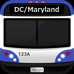 Transit Tracker - DC/Maryland