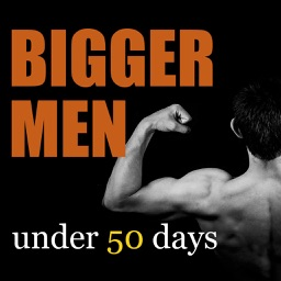 Bigger Men - Gym workouts plan