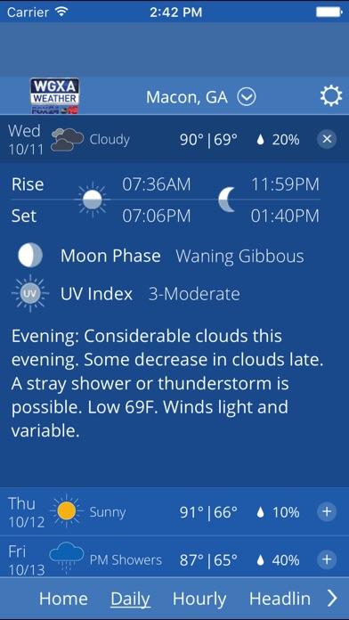 WGXA Weather | App Price Drops
