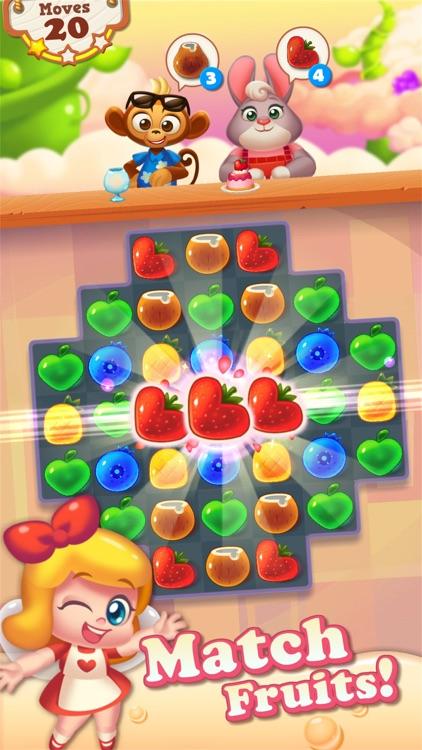 Tasty Treats - Pop Candy Blast & Match 3 Games screenshot-0