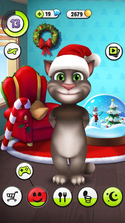 My Talking Tom screenshot-4