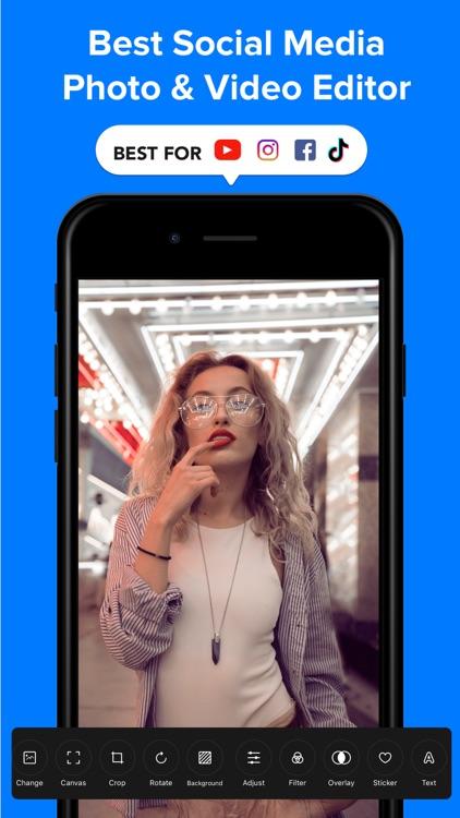 PICFY - Photo & Video Editing screenshot-0