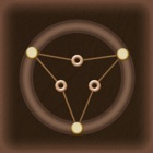 Untangle. Rings and Lines icon