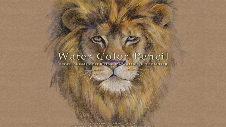 Water Color Pencil Lite screenshot-3