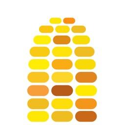时间玉米 - 快速的时间记录与时间块管理