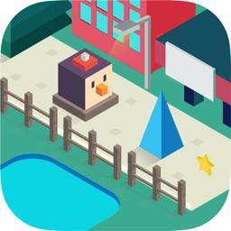 Cube Jump: New City