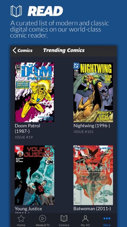 DC Universe screenshot-3