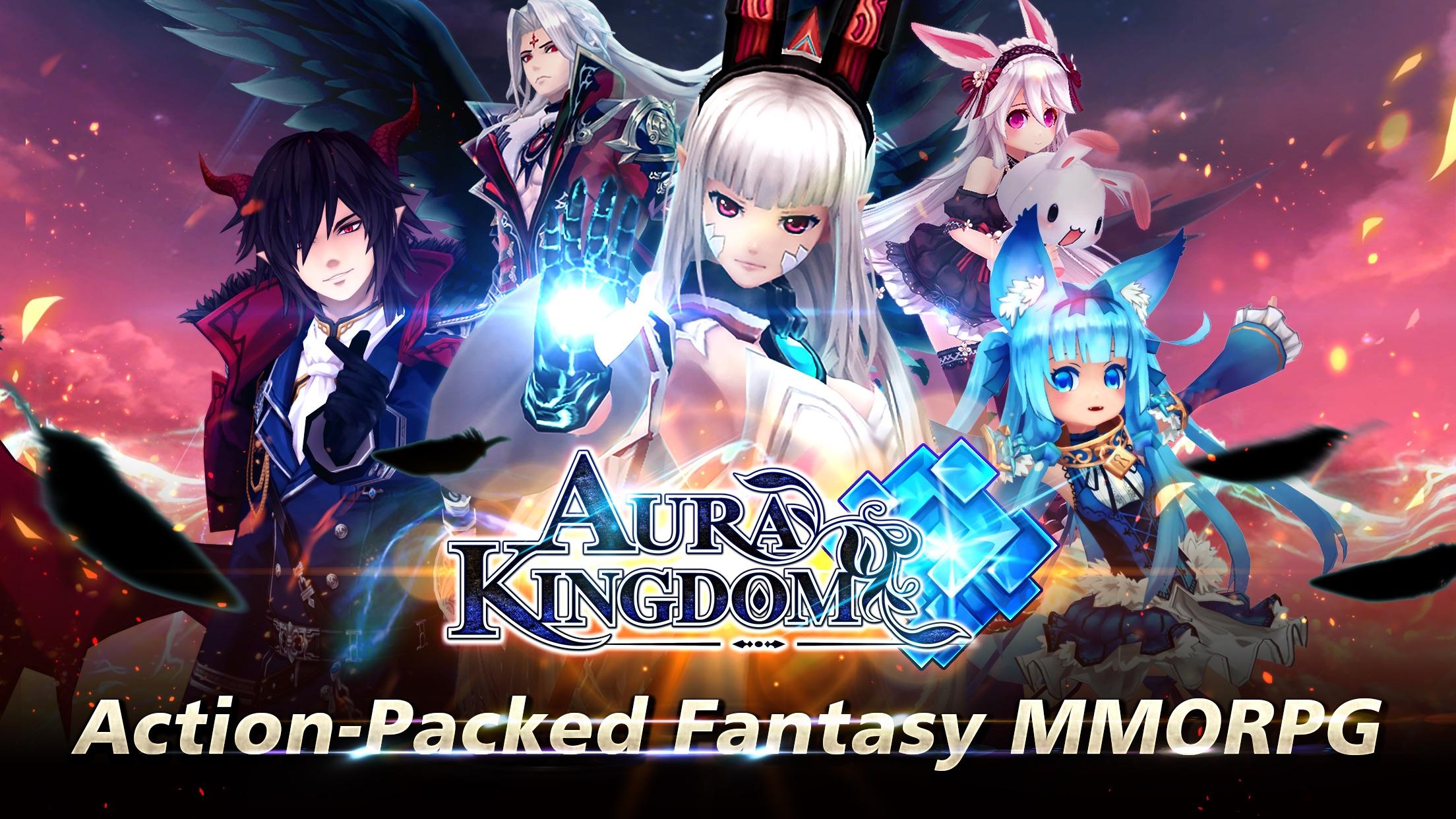 Aura Kingdom Screenshot