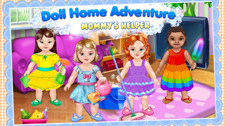 Doll Home Adventure