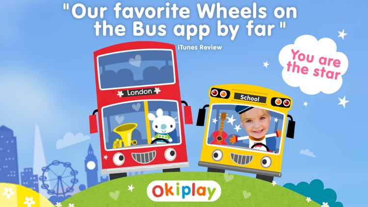 Wheels on the Bus!