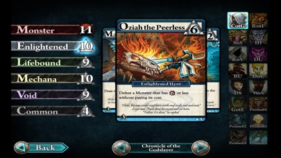 Screenshot #8 for Ascension: Deckbuilding Game