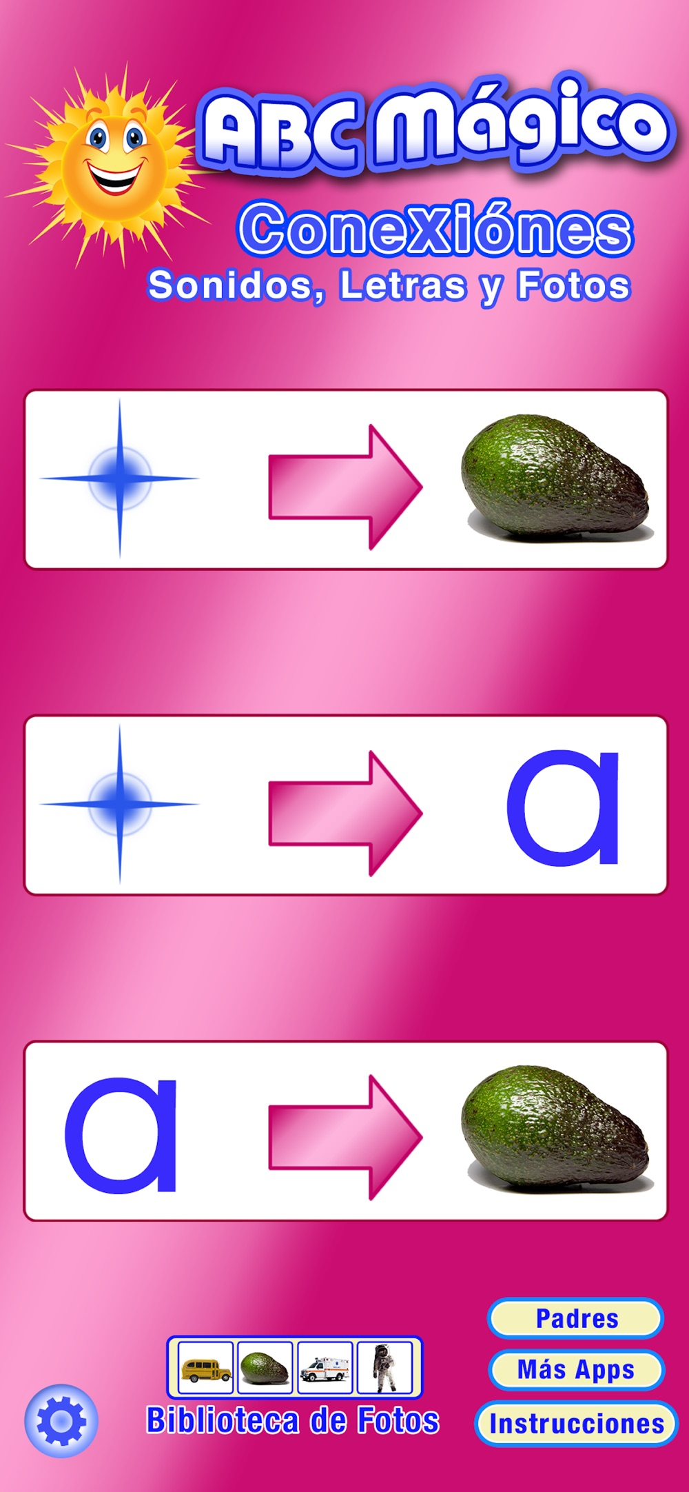 ABC MÁGICO Conexiónes Cheat Codes