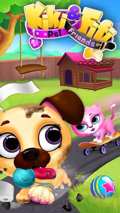 Kiki & Fifi Pet Friends screenshot 4