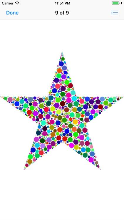 Shining Star Sticker Pack screenshot-9