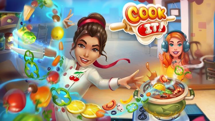 Cook It!™ - Food Cooking Chef screenshot-5