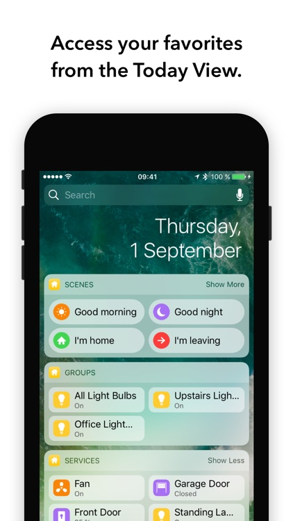 Home – Smart Home Automation screenshot-3