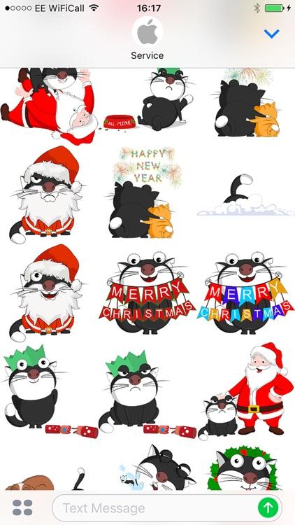 Silly Darn Cat (Christmas)