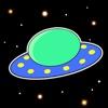疯狂打飞碟 - 耐玩的太空小游戏