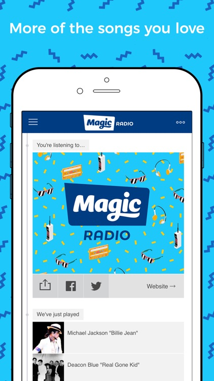 Magic Radio screenshot-0