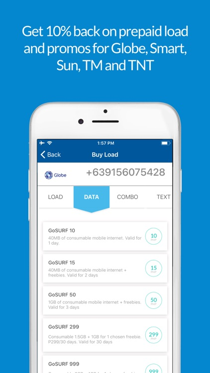 Coins– Load, Bills, Bitcoin by Coins Asia