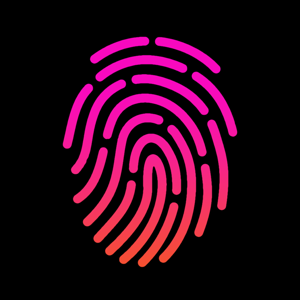 Fingerprint Password Login app