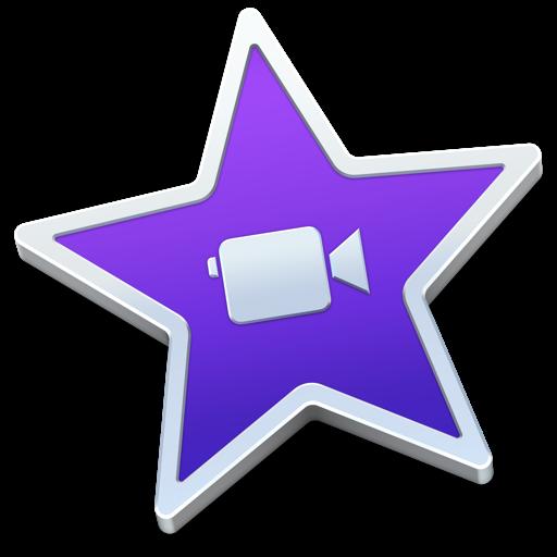 苹果出品的视频剪辑软件 iMovie