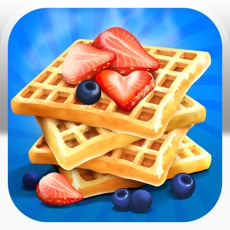 Activities of Waffle Food Maker Cooking Game
